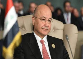 الرئيس العراقي يوجه بتنشيط العمل الاستخباري