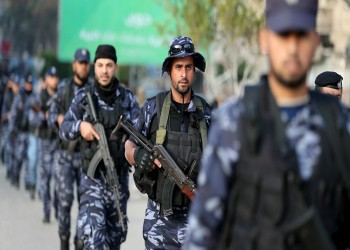 معهد إسرائيلي: هذه رسائل حماس من المناورة العسكرية الاستثنائية