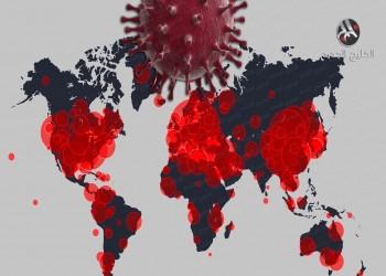 تشديد القيود حول العالم لمكافحة سرعة تفشي كورونا