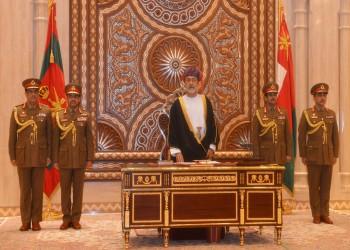 العمانيون يحتفون بمرور عام على تسلم السلطان هيثم مقاليد الحكم