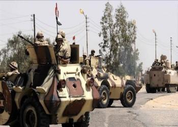 مصر.. أنباء عن مقتل عسكريين ومدني بعبوة ناسفة في سيناء
