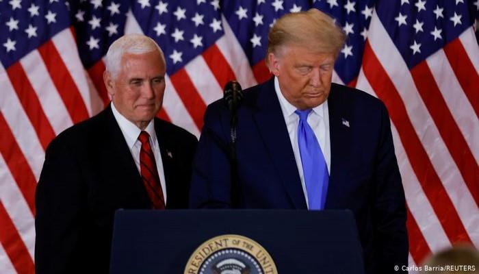 بدعوى التحريض.. النواب الأمريكي ينتهي من مشروع قرار عزل ترامب