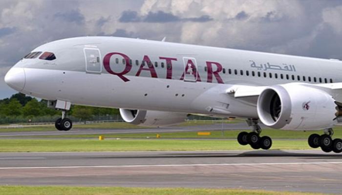 بعد المصالحة الخليجية.. أول طائرة قطرية تعبر أجواء الإمارات