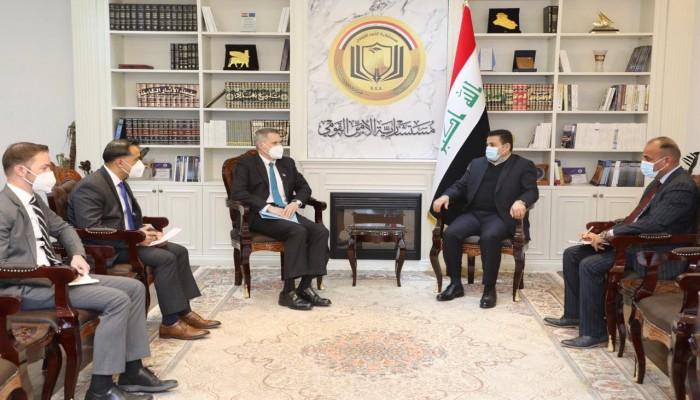 العراق يجدد رفضه للعقوبات الأمريكية على فالح الفياض