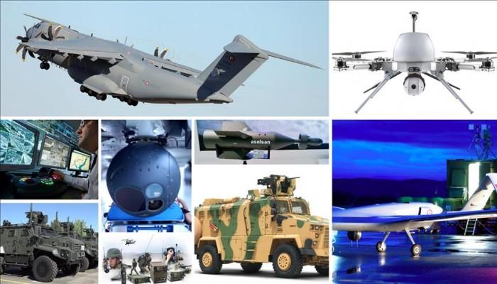 تركيا.. توقيف 6 أشخاص لنقلهم مشاريع صناعات دفاعية لشركات أجنبية
