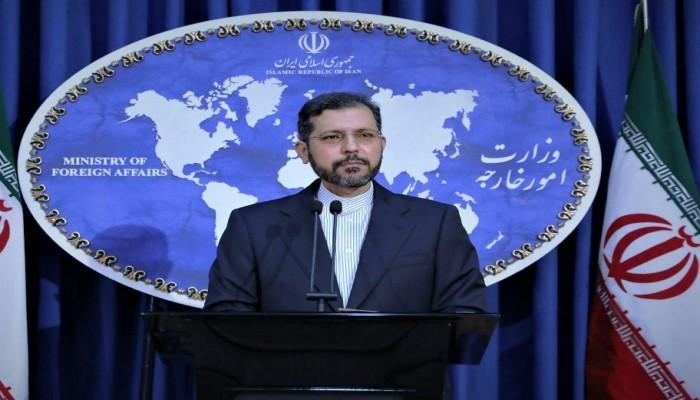 إيران تدين العقوبات الأمريكية بحق الحوثي والفياض: إجراء فاشل