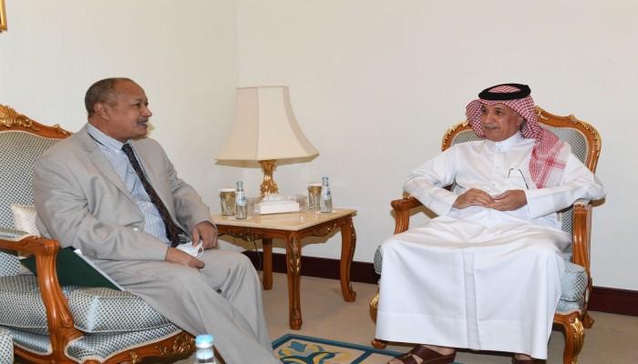 وزير خارجية قطر يتلقى رسالة خطية من نظيره السوداني.. ماذا تضمنت؟