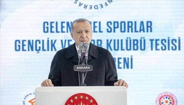 أردوغان يعلن استعداد تركيا لإعادة العلاقات مع الاتحاد الأوروبي إلى مسارها