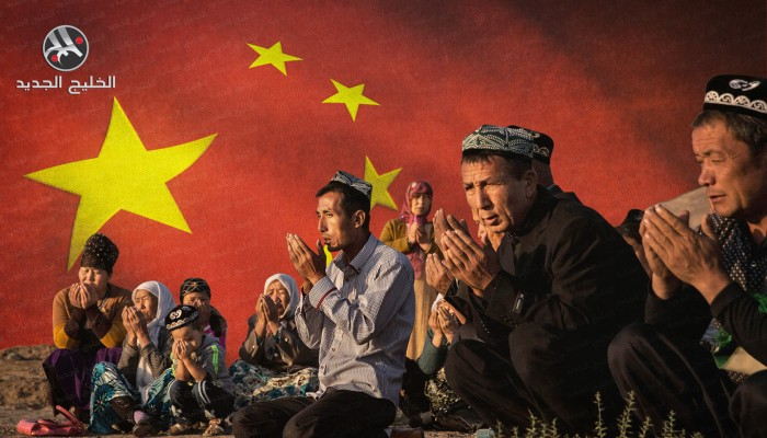 بريطانيا تندد بالسلوك البربري الصيني بحق مسلمي الإيجور