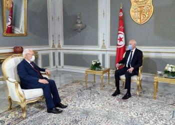 الغنوشي: تونس تعيش صراعا كبيرا بين النظامين البرلماني والرئاسي