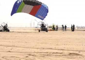 الكويت تحذر من استخدام الطيران الشراعي والمسير دون إذن