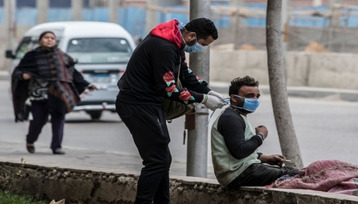 مصر الأعلى بوفيات كورونا في الشرق الأوسط