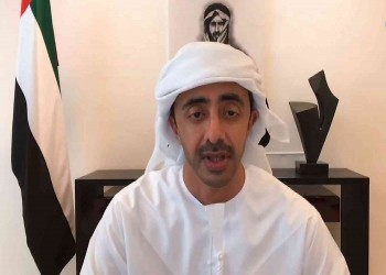 وزير خارجية الإمارات يدعو إلى تحقيق الاستقرار الإقليمي والعالمي