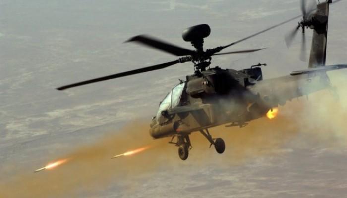 تحطم أباتشي سودانية بالقضارف.. ومقاتلة إثيوبية تخترق المجال الجوي