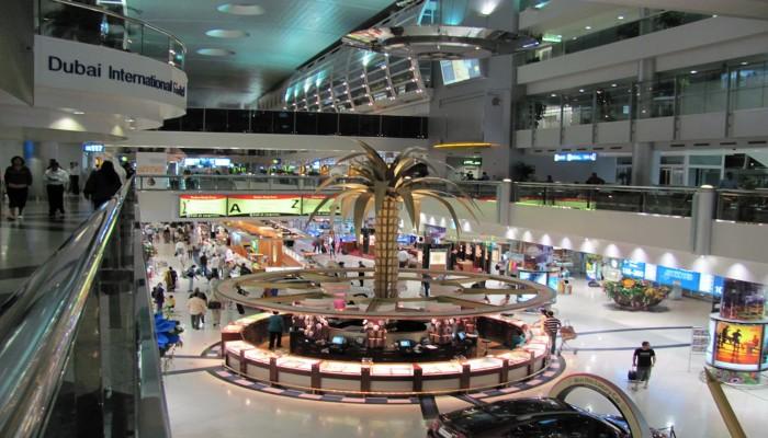 %70 انخفاضا في عدد المسافرين عبر مطار دبي خلال 2020