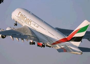 طيران الإمارات تنفي وقف طيار تونسي رفض قياده رحلة إلى إسرائيل