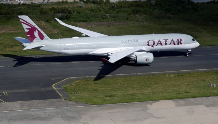 الخطوط القطرية: 18 يناير موعد استئناف الرحلات  الجوية إلى مصر