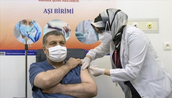 الخميس.. تركيا تبدأ تطعيما جماعيا بلقاح سينوفاك الصيني المضاد لكورونا