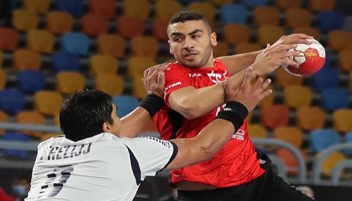 مصر تفتتح مونديال كرة اليد بفوزها على تشيلي