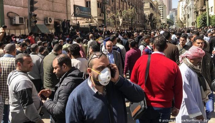 واصفا الوضع بالخطير.. برلماني مصري يطالب بجلسة عامة لمناقشة تداعيات كورونا