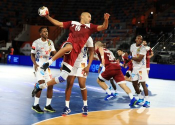 قطر تستهل منافسات كأس العالم لليد بفوز على أنجولا