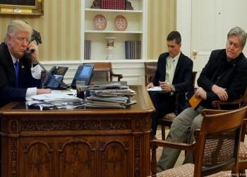 ترامب يستعد للعفو عن مستشاره ستيف بانون المتهم بالاحتيال