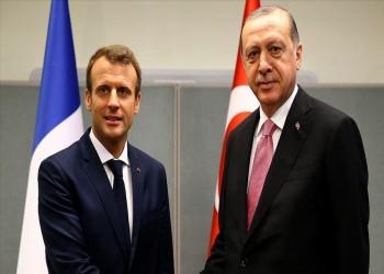 ماكرون يوجه رسالة ودية لأردوغان ولقاء مرتقب بين الزعيمين