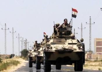 مصر.. ولاية سيناء يتراجع شمالا ويقترب من قناة السويس غربا وإسرائيل شرقا