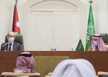 بن فرحان: بحثت مع وزير الخارجية الأردني التدخلات الإيرانية والتركية في دول المنطقة