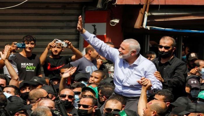 هنية يقترب من ولاية ثانية في رئاسة حماس.. ومشعل يعود مسؤولا عن الخارج