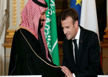 خلال اتصال هاتفي.. بن سلمان وماكرون يبحثان العلاقات السعودية الفرنسية
