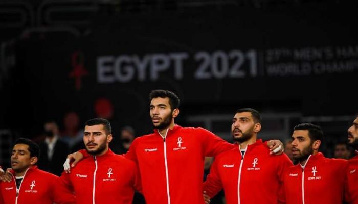 مصر تكتسح مقدونيا وتتأهل للدور الثاني في مونديال اليد