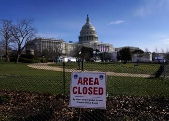 الولايات الأمريكية تستعد لاحتجاجات مسلحة قبل تنصيب بايدن