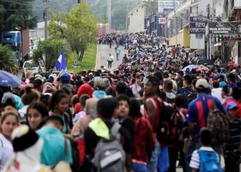 بعد رحيل ترامب.. آلاف المهاجرين يتدفقون على حدود الولايات المتحدة