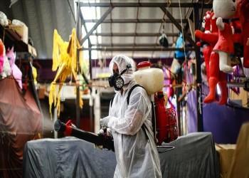 خلال أسبوع.. المكسيك تسجل أكثر من 7 آلاف وفاة بكورونا