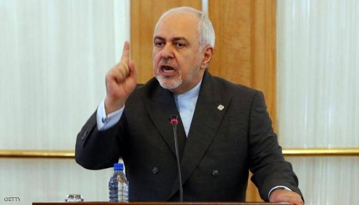 ظريف يتوعد بسحق المعتدين أو الساعين لتخويف إيران