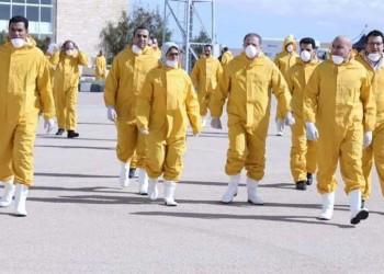 الصحة المصرية متفاخرة: نحن من أكفأ الدول تعاملا مع كورونا