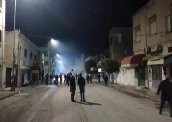 رغم مناشدة الرئيس.. الاحتجاجات الليلية تتجدد بعنف في تونس