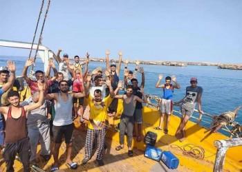 بعد دخولهم مياهها الإقليمية.. السعودية تفرج عن 35 صيادا مصريا