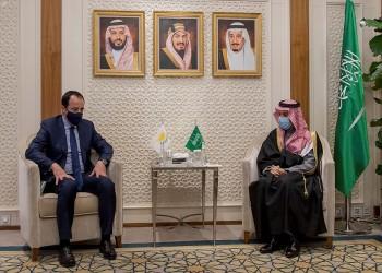 بعد تقارب مع تركيا.. بن فرحان يلتقي وزير خارجية قبرص بالرياض