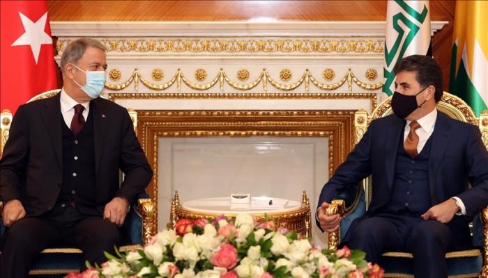 توافق تركي كردستاني على تفعيل اتفاق تطبيع أوضاع سنجار العراقية