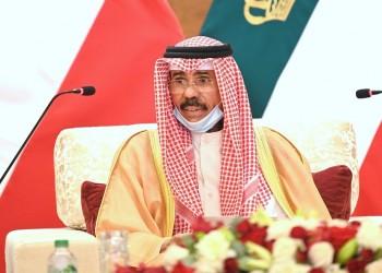 أمير الكويت وولي عهده يهنئان بايدن بتنصيبه رئيسا للولايات المتحدة