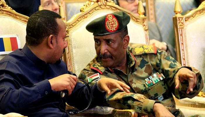 البرهان: لا نرغب في حرب مع إثيوبيا ولن نفرط في شبر من أراضينا