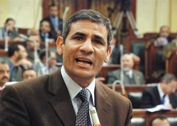 النائب المطرود من مجلس النواب المصري رئيسا للهيئة البرلمانية لحزب الوفد