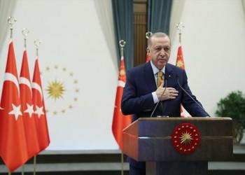 أردوغان: لن نتوقف حتى تحقيق هدفنا في إنشاء تركيا عظمى وقوية