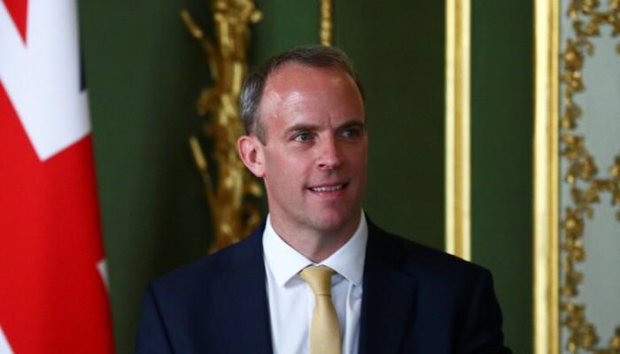 وزير الخارجية البريطاني يجري محادثات مع السيادي السوداني