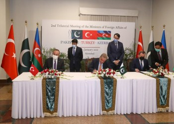 تركيا وأذربيجان وباكستان تبني تحالفا ثلاثيا في القوقاز
