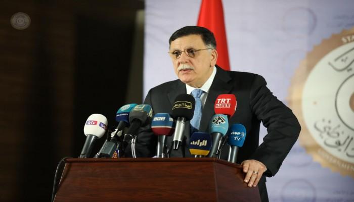 حكومة الوفاق تطالب الأمم المتحدة بدعم العملية الانتخابية في ليبيا