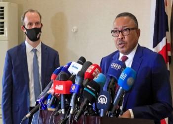 بحضور وزير خارجية بريطانيا.. السودان: نسعى لحل الخلاف مع إثيوبيا وديا
