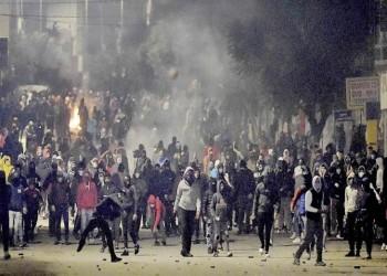 تونس أو الإيهام بالاحتجاجات
